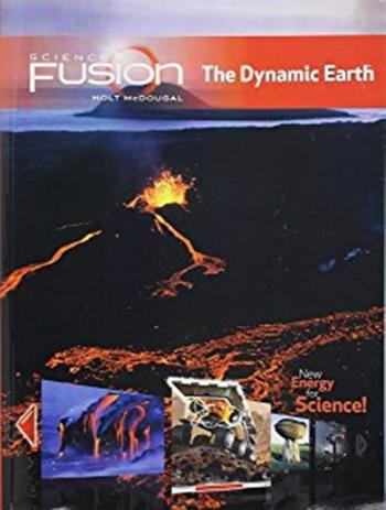 Menor preço em Science fusion mod e the dynamic earth teacher edition -  Houghton mifflin