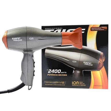 Imagem de Secador de cabelo Profissional Taiff Vulcan 127v