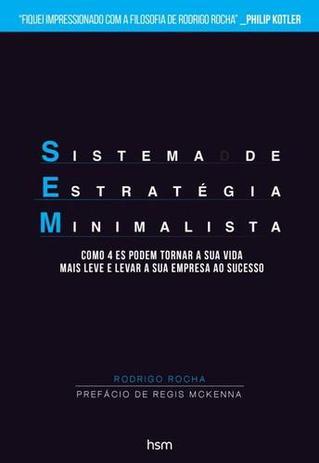 Imagem de Sem - Sistema de Estrategia Minimalista - Hsm editora -