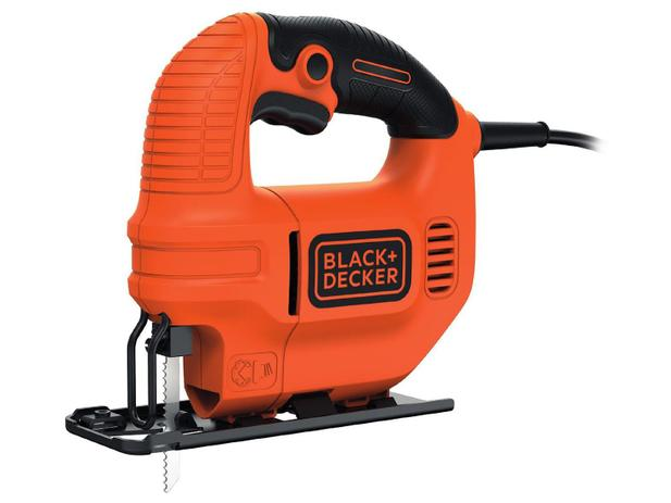 Serra Tico Tico BlackDecker KS501 - 420W 3.000GPM