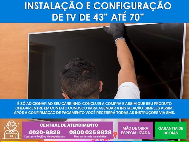 Imagem de Serviço de instalação e configuração de tv de 43 até 70