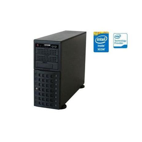 Imagem de Servidor Torre INTEL Centrium SC-T2600 Xeon E5-2620V4 OCTA Core 2.1GHZ 8GB RDIMM DVD-RW