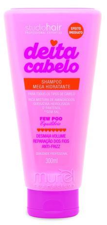 10e14aeac Shampoo Deita Cabelo St. Hair 300ml - Nova Muriel - Shampoo Infantil ...