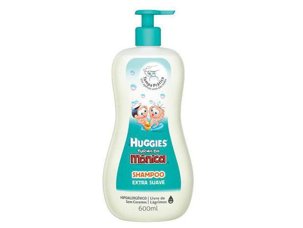Imagem de Shampoo Huggies Turma da Mônica Extra Suave