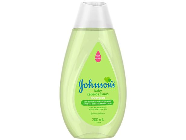 Imagem de Shampoo Infantil Johnsons Baby