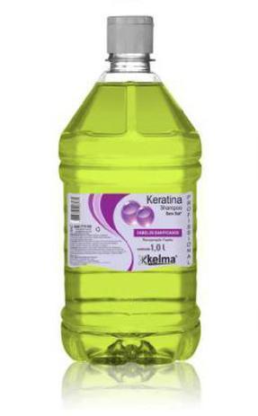 Imagem de Shampoo Keratina 1 L - Kelma