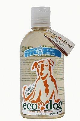 Imagem de Shampoo Neutro ECO DOG 500ml com Óleo de Andiroba