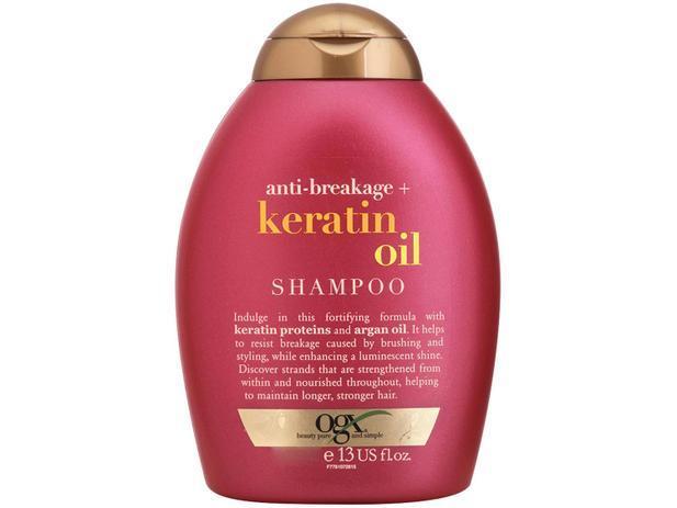 Imagem de Shampoo Ogx Keratin Oil