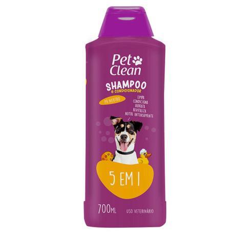 Imagem de Shampoo Pet Clean 5 em 1 para Cães e Gatos - 700 mL