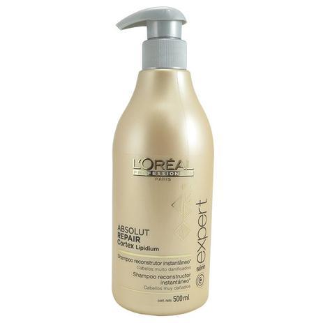Imagem de Shampoo Reparador Repair Cortex Lipidium  - Loréal 500ml