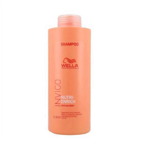 Imagem de Shampoo Wella Nutri Enrich Invigo 1000ml