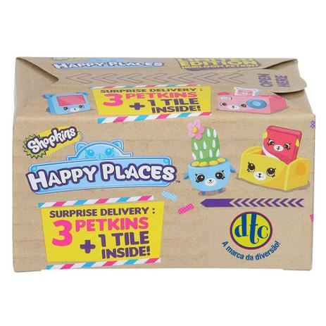 Imagem de Shopkins Box Surpresa Happy Places DTC Personagens Sortidos