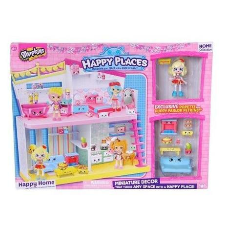 Imagem de Shopkins HAPPY Places Home DTC 4480