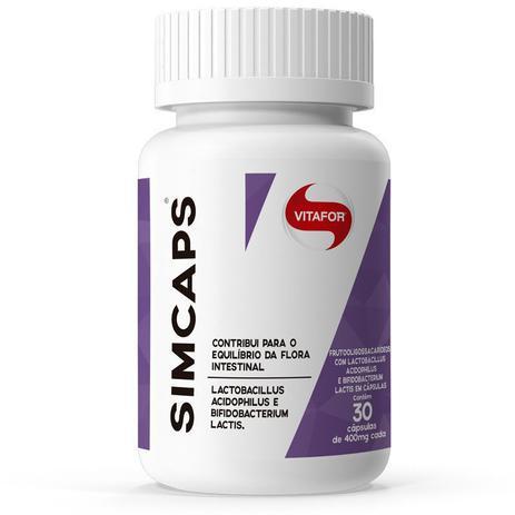 Imagem de Simcaps Mix de Probióticos Vitafor 30 cápsulas