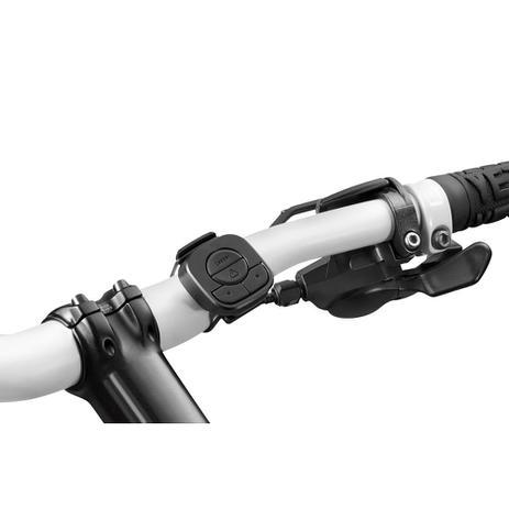 Imagem de Sinalizador para Bike com Controle Remoto e Laser - Atrio