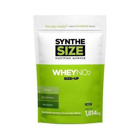Imagem de SIZE UP WHEY NO2 SYNTHESIZE 1,8kg - PAPAIA E CASSIS