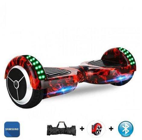 Imagem de Skate Elétrico Hoverboard 6.5