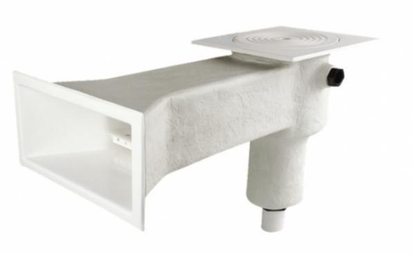 Imagem de Skimmer para Piscina de Fibra e de Concreto pescoço longo - EPEX