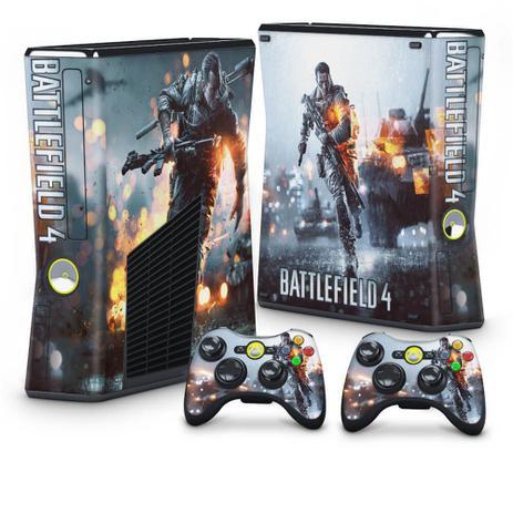 Imagem de Skin Adesivo para Xbox 360 Slim - Modelo 140
