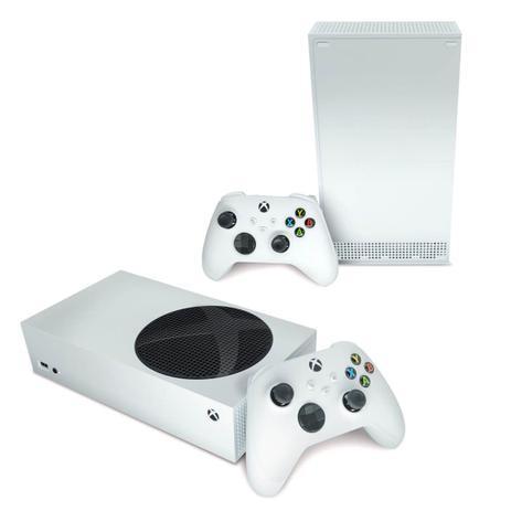 Imagem de Skin Adesivo para Xbox Series S - Película Transparente