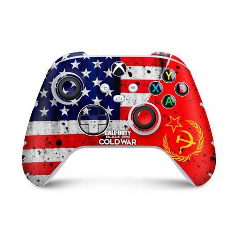 Imagem de Skin Adesivo para Xbox Series S X Controle - Call Of Duty Cold War