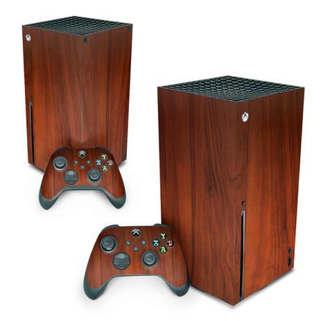 Imagem de Skin Adesivo para Xbox Series X - Madeira