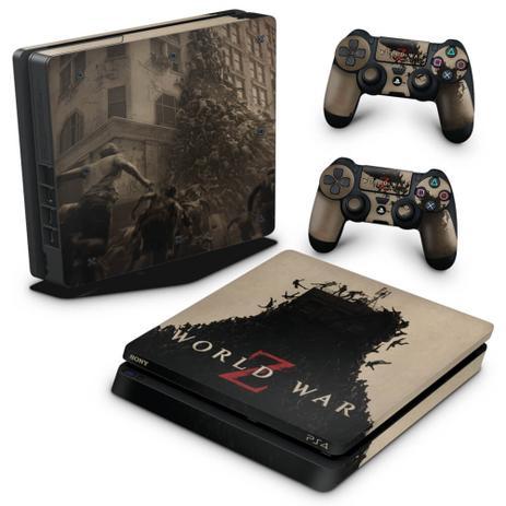 Imagem de Skin PS4 Slim Adesivo Modelo 361