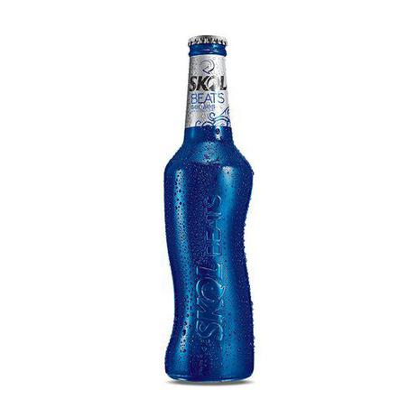 f542cbda9c4e4 Skol Beats Senses 313ml Pack (6 Unidades) - Cerveja - Magazine Luiza