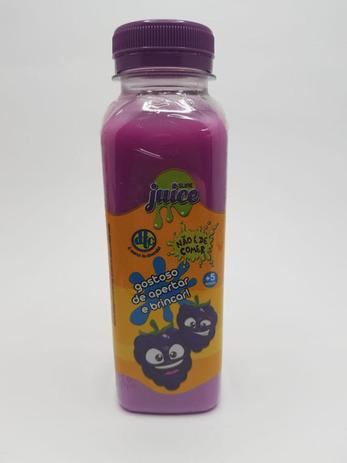 Imagem de Slime Juice cheirinho de suco de uva  265 g Dtc 5207