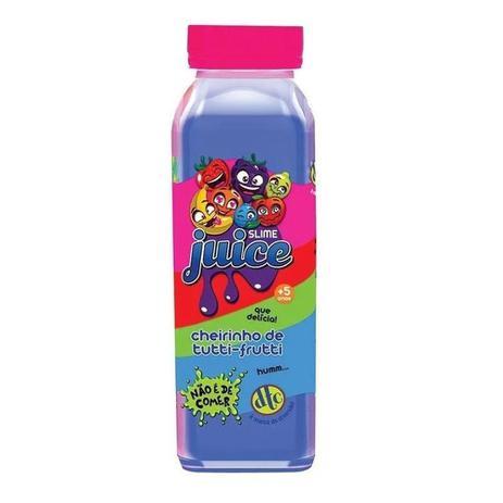 Imagem de Slime Juice cheirinho de Tutti-frutti  265 g Dtc 5207