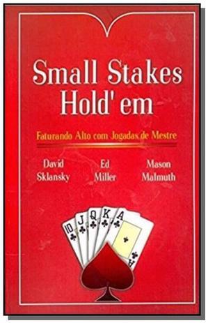 Imagem de Small Stakes Holdem: Faturando Alto Com Jogadas de Mestre - Raise