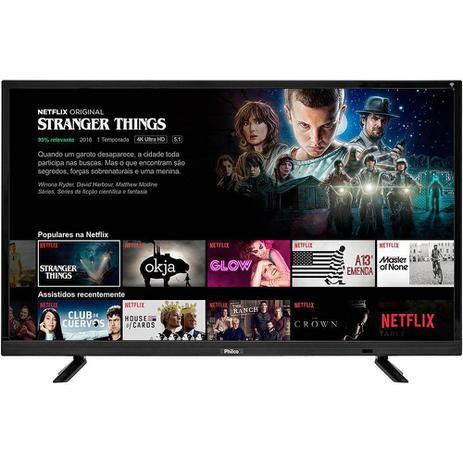 880441eee Smart TV 28 Led Philco HD Netflix Youtube Conv Digital PTV28G50SN ...