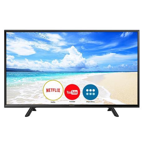 Imagem de Smart TV 40 LCD LED Panasonic TC-40FS600B, Full HD, 1 USB, 2 HDMI, My Home Screen 3.0, Hexa Chroma e Ultra Vivid