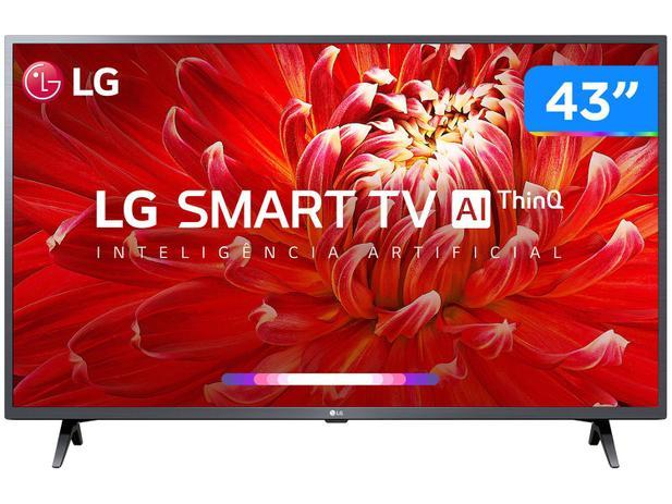 """Imagem de Smart TV 43"""" Full HD LED LG 43LM6370PSB 60Hz"""