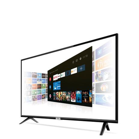 Imagem de Smart TV 43 Led TCL 43S6500 Full HD com Comando de Voz Wi-Fi HDMI USB