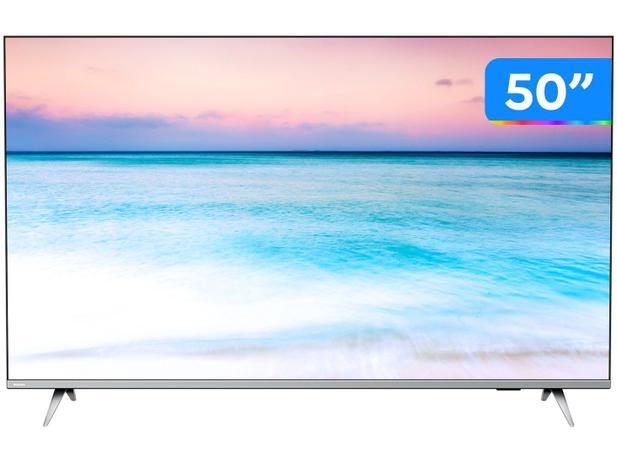 """Imagem de Smart TV 4K LED 50"""" UHD Philips 50PUG6654/78 Wi-Fi"""
