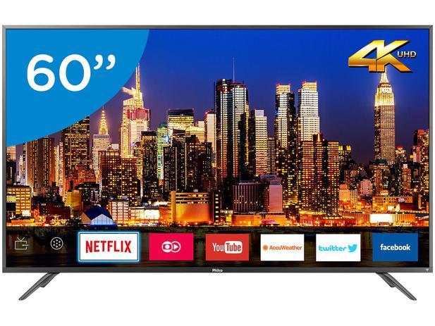 """Imagem de Smart TV 4K LED 60"""" Philco PTV60F90DSWNS"""