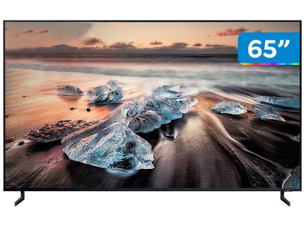 """Menor preço em Smart TV 8K QLED 65"""" Samsung QN65Q900RB HDR 3000 - IA Upscaling Direct Full Array16x Pontos Quânticos"""