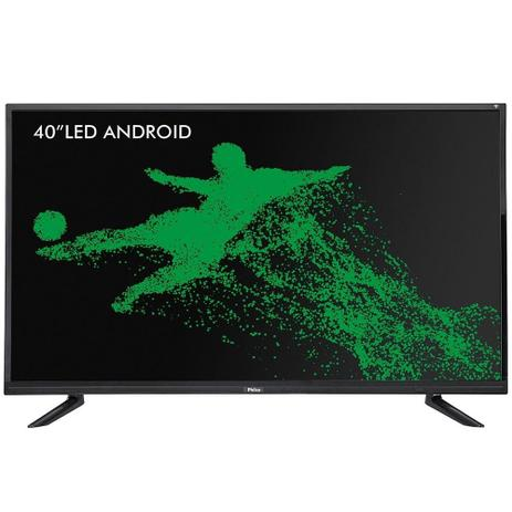 "c7d3d33f9 Smart TV Android LED 40"" Philco PTV40E21DSWN"