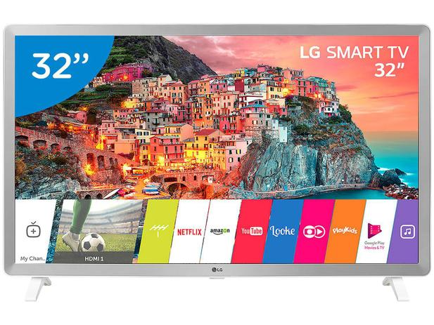 "669eb3a67 Smart TV LED 32"" LG 32LK610 Wi-Fi HDR - Conversor Digital 3 HDMI 2 ..."