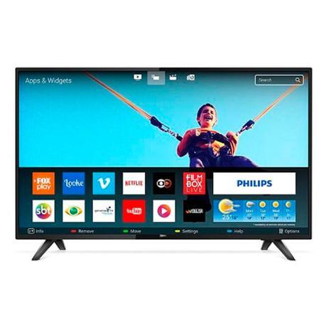 Imagem de Smart TV LED 32 Polegadas Philips 32PHG5813 HD WI-FI 2 USB 2 HDMI com Botão Netflix