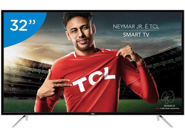 "Imagem de Smart TV LED 32"" TCL L32S4900S Wi-Fi"