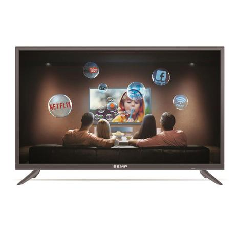 5f54018ff Smart TV LED 39 Polegadas Semp Toshiba L39S3900 Full HD com Conversor  Digital 2 HDMI 1 USB Wi-Fi 60Hz
