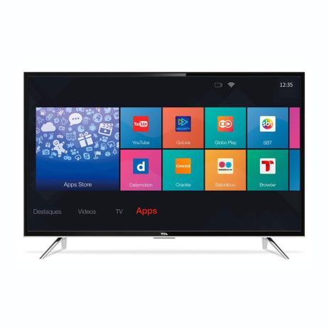 a90b2b56266 Smart TV LED 40 Polegadas Semp Toshiba L40S4900 Full HD com Conversor  Digital 3 HDMI 2 USB Wi-Fi