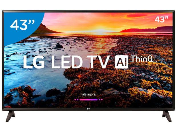 "Imagem de Smart TV LED 43"" LG 43LK5750 Full HD Wi-Fi HDR"