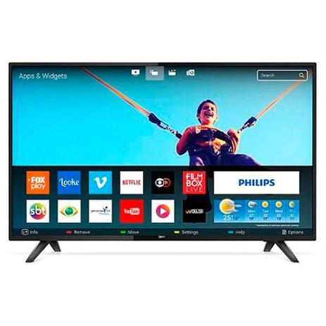 319aec86dc3b7 Smart TV LED 43 Polegadas Philips 43PFG5813 Full HD WIFI 2 USB 2 HDMI  Wireless - Aoc