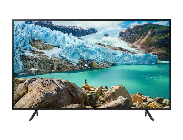 """Menor preço em Smart TV LED 43"""" Samsung 43RU7100 Ultra HD 4K com Conversor Digital 3 HDMI 2 USB Wi-Fi Hdr Premium Controle Remoto Único e Bluetooth"""