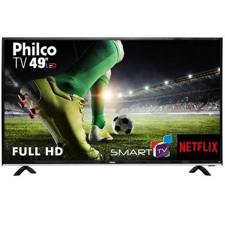 "4b3291ec3 Smart TV LED 49"" Philco PTV49E68DSWN"