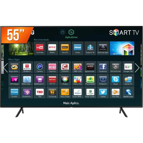 Imagem de Smart TV LED 55
