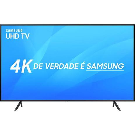 Imagem de Smart TV LED 75 4K Samsung UN75NU7100 UHD 3HDMI 2USB Preto